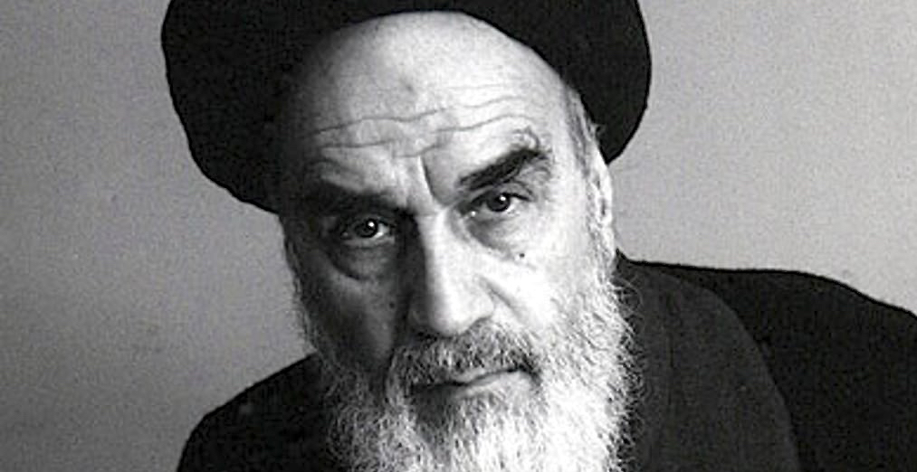 This image has an empty alt attribute; its file name is ayatollah-khomeini-denis-cameron-rex-1.jpg