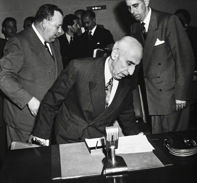 This image has an empty alt attribute; its file name is mosaddegh-taking-his-seat-at-the-u.n.-security-council-2.jpg